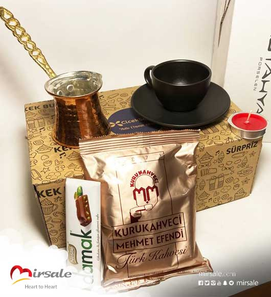بوكس القهوة التركية