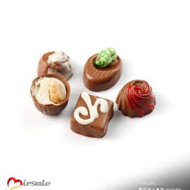 قطع شوكولا غورميت