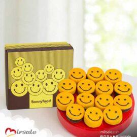 شوكولا الوجوه المبتسمة