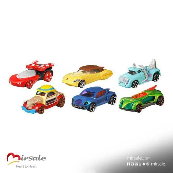سيارات ملونة